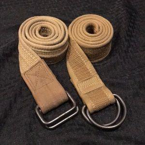 """Men's 28"""" Hollister Belt Bundle - Like New!"""